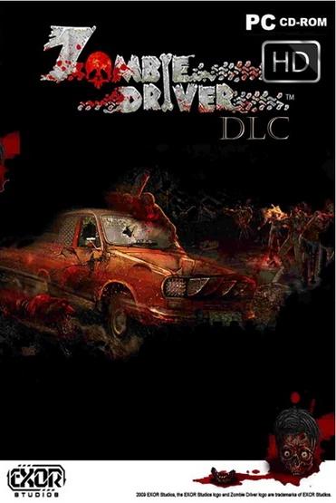 Zombie Driver HD ( 1 DVD )