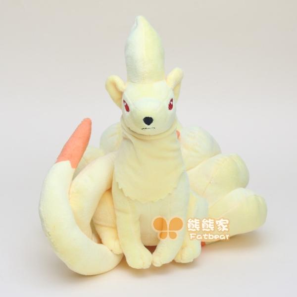 ตุ๊กตา Pokemon - Ninetales (Kyukon)