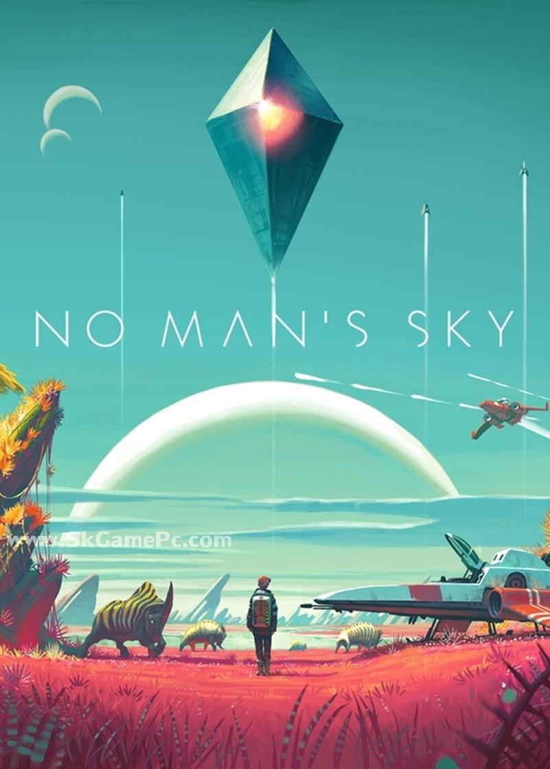No Mans Sky ( 1 DVD )