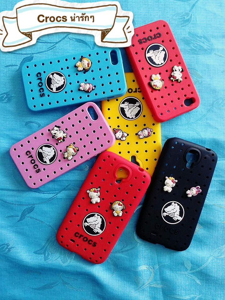 เคส Crocs iPhone 5