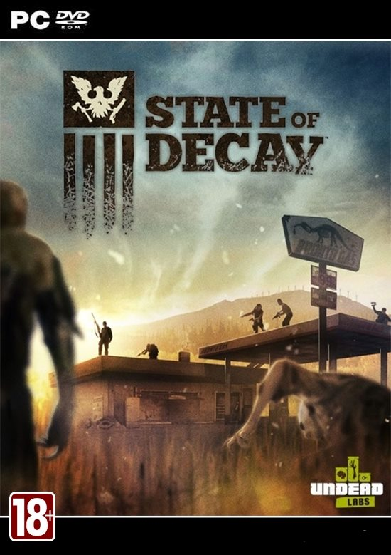 State Of Decay ( 1 DVD )