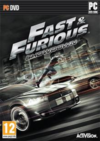 FAST & FURIOUS ( 1 DVD )