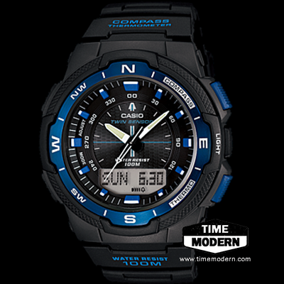 นาฬิกา Casio Outgear Sports gear รุ่น SGW-500H-2BVDF