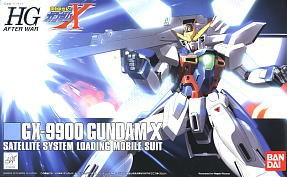 HGUC 1/144 109 Gundam X 1800y