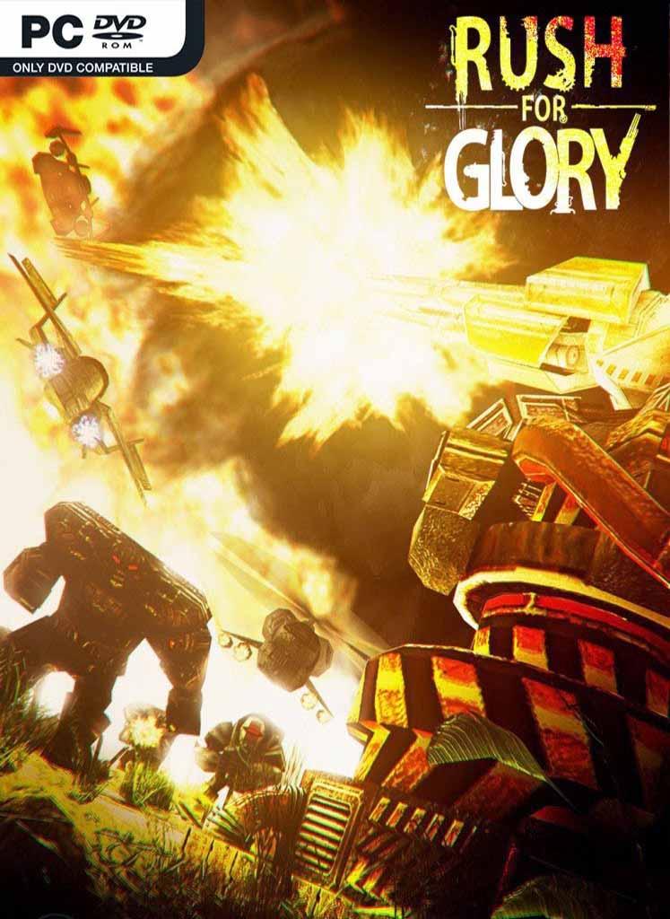 Rush For Glory ( 1 DVD )