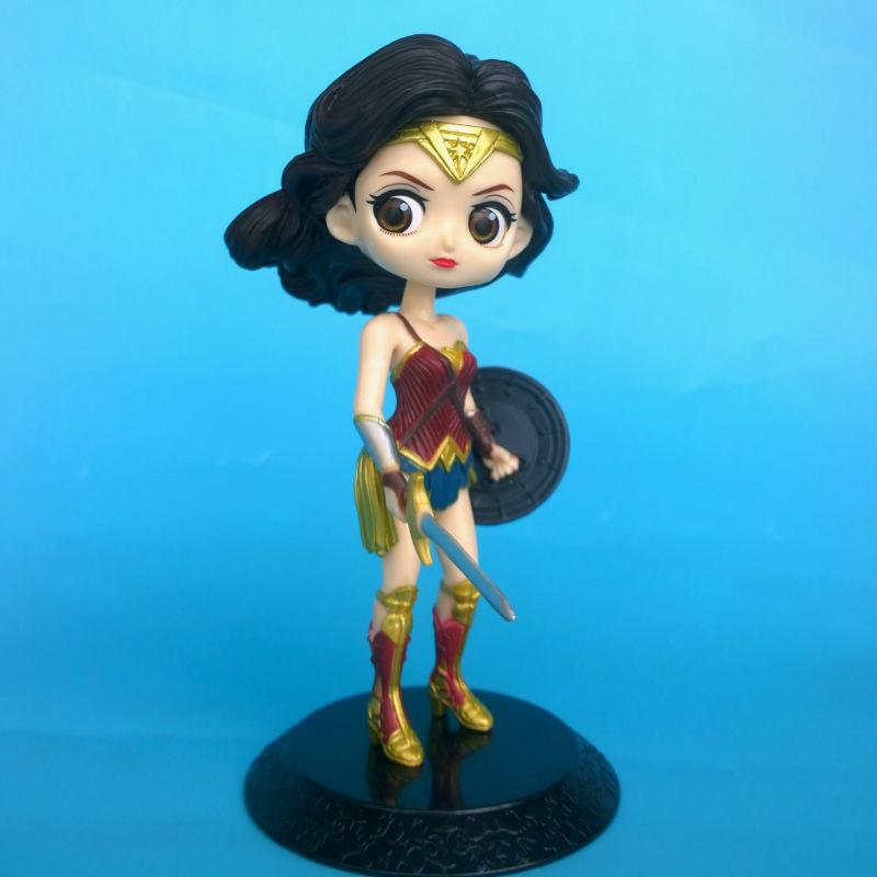 Disney Characters Q Posket Wonder Woman Figure