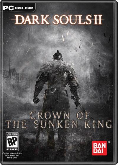 Dark Souls II Crown of the Sunken King ( 3 DVD )