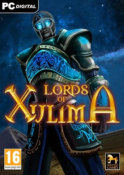 Lords of Xulima ( 1 DVD )