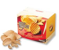 (xyz108)Royce Potato Chips Caramelมันฝรั่งแผ่นทอดกรอบเคลือบคาราเมลรสชาติเคี้ยวมันเคี้ยวเพลินอร่อยจนคนญี่ปุ่นต่างชื่นชอบค่ะ