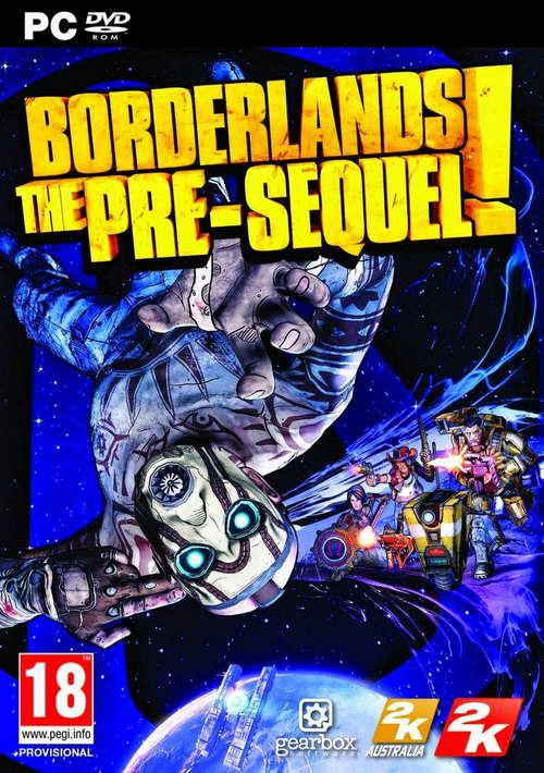 Borderlands The Pre Sequel ( 2 DVD )