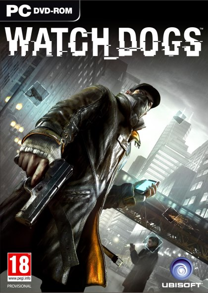 Watch Dogs ( 4 DVD )