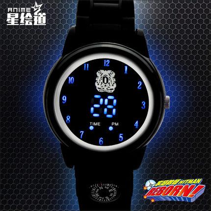นาฬิกาข้อมือ LED รีบอร์น (Reborn)