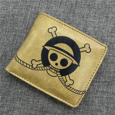 กระเป๋าสตางค์ One Piece (มีให้เลือก 13 แบบ)