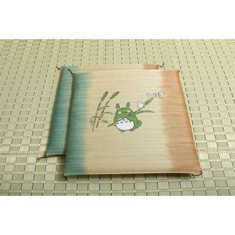 เบาะเสื่อญี่ปุ่น My Neighbor Totoro (2 ใบ)