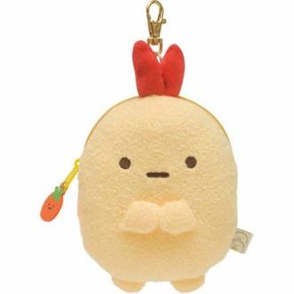 กระเป๋าใส่เหรียญยืดได้ Sumikko Gurashi หางกุ้ง