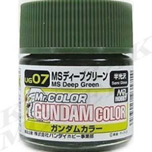 UG07 GUNDAM COLOR Deep Green