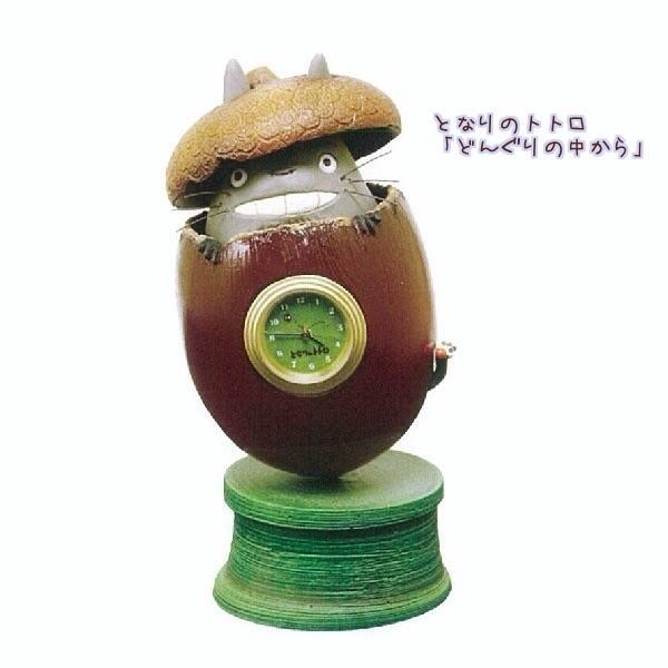 นาฬิกาตั้งโต๊ะ My Neighbor Totoro